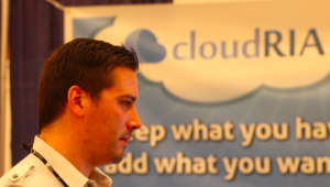 """Ryan Terwedo, founder and CEO of CloudRIA: """"Depending on how they are providing the [virtual desktop] window, the user experience is not great."""""""