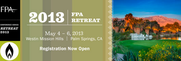 FPA Retreat 2013, May 4-6, 2013