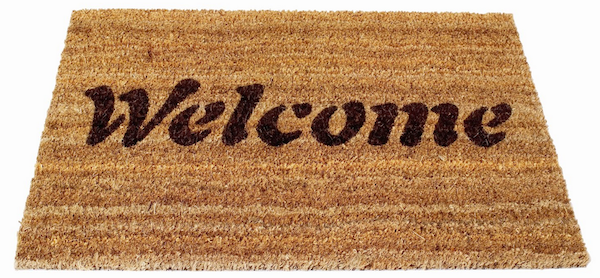 Lead generation means rolling out the welcome mat for website visitors