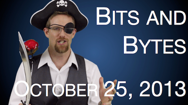 "Watch FPPad Bits and Bytes for October 25, 2013, ""Halloween Edition!"""