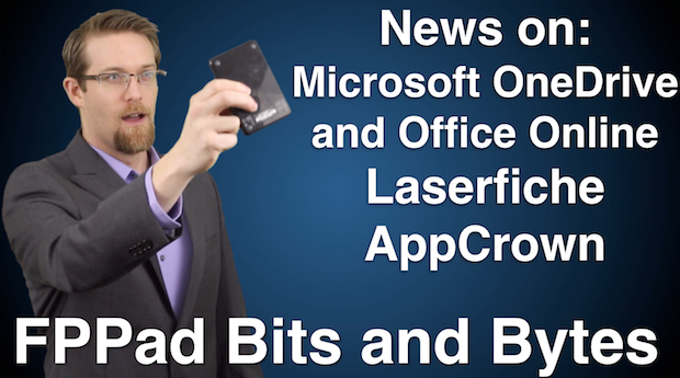 Watch FPPad Bits and Bytes for February 21, 2014