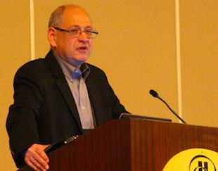 Joel Bruckenstein at T3 2014