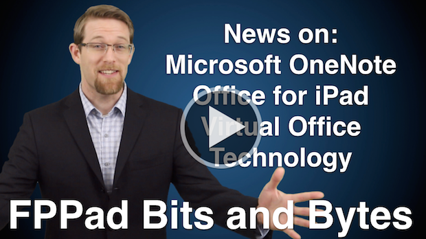 Watch FPPad Bits and Bytes for March 21, 2014
