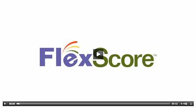 Watch Flexscore's Finovate Spring 2014 demo