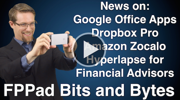 Watch FPPad Bits and Bytes for August 29, 2014