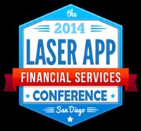 Laser App 2014 Conference Badge