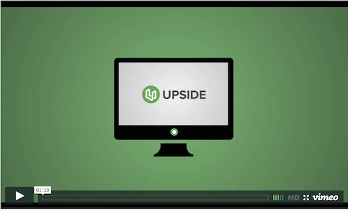 Upside Advisor video
