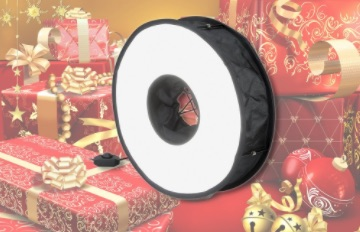 Fotodiox Collapsible LED Ring Light