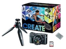 Canon PowerShot G7X Mark II Video Creator Kit