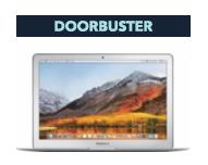 Apple laptops and desktop computers